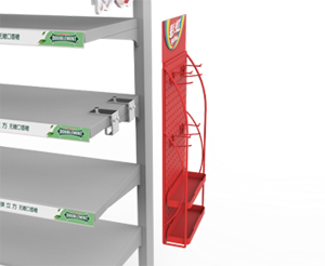 Mars Wrigley | Snack Display Rack, Display Rack Stand