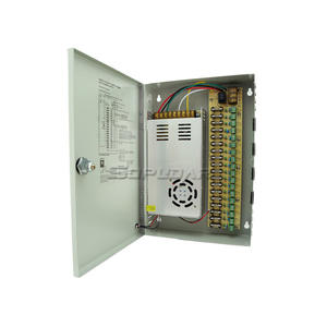 SB-480W-12-18 CCTV Power Box
