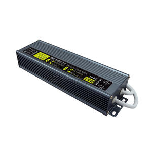 wholesale 200W 12V 16.7A IP67 LED Strip Light Driver manufacturer