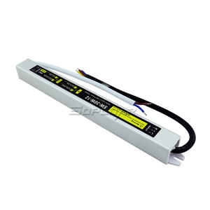 Wholesale 30W 12V IP67 LED Power Supply Meanwell Quality