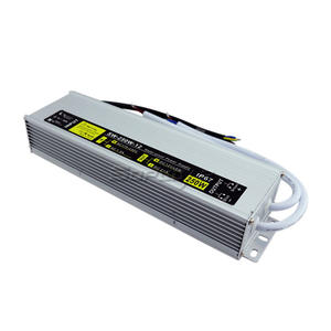 LED Dimmer Power Supply IP67 250W 12V 25A Outdoor LED Driver