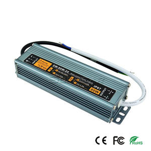Wholesale led waterproof driver 24V 80W 3.33A Waterproof power supply