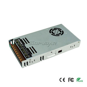 SM-400W-12 Thin AC-DC Switching Power Supply