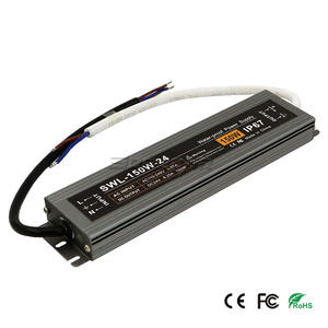 Wholesale Ultra-thin Water-proof Power Supply IP67 150W manufacturer