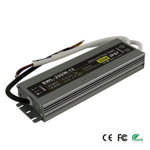 Wholesale IP67 200W Slim Power Supply Switch manufacturer