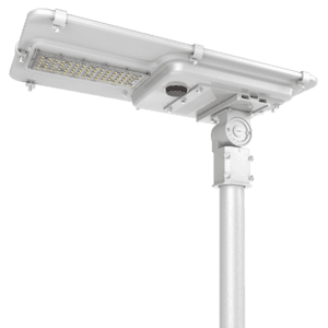 WSL-G Integrated High Flux Solar Streetlight