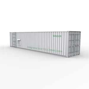 Integrative & Containerzied Solar ESS