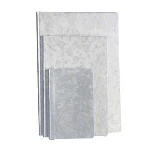 Industrial Style Pull-up PU Hardcover Stone Waterproof Paper Notebook