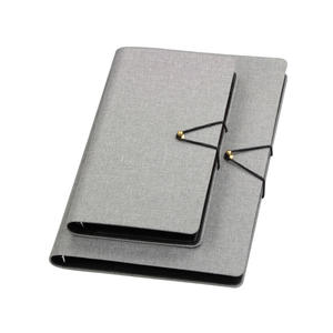 Good quality notebook made out of stone supplies make in China