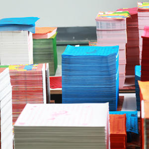 Good quality stone paper packing box supplies make in China