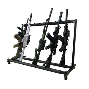 ODM locking gun rack manufacturing