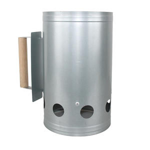 F1726 Aluminum Charcoal Chimney