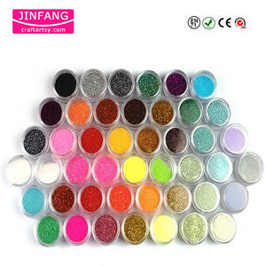 Colorful Metallice Glitter Powder