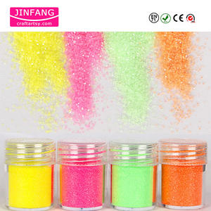 Fluorescent Glitter Dust Powder