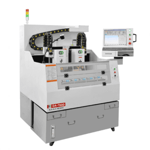 DA-750DB China CNC Router Engraving Machine Manufacturer For Phone Screen And Screen Protector