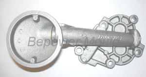 China high precision lost wax casting cnc auto parts manufacturer