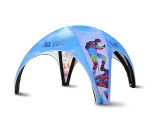 OEM Inflatable Spider Tent supplier