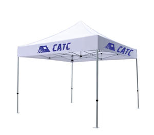 Good quality Outdoor trade show event aluminium folding frame canopy tent aluminum tent