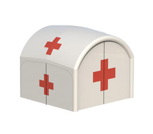 N Shape Medical Tent