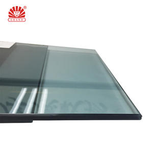 Grandglass Tempered Glass for Curtain Wall