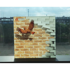 Digital Printing Glass for Building Glass Windows | Grand Glass