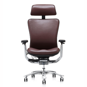 Optimus Chair 901 leather ergonomic chair