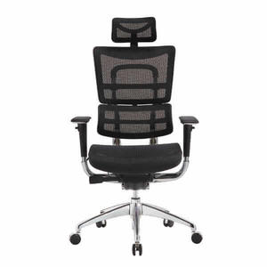 ergohuman style high back bfima ergonomic mesh chair