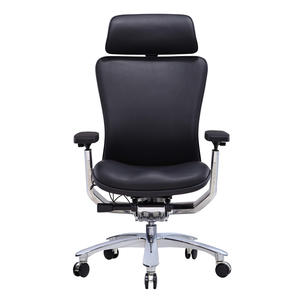chair leather, office leather chair, ergonomic leather chair, boss leather chair