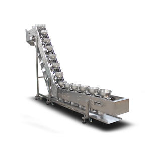 High speed inclined bowl conveyor supplier