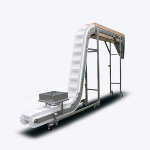High capacity food grade belt conveyor for sale
