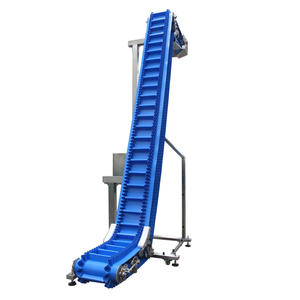 High capacity PU belt conveyor for sale
