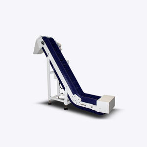 Customized Small Cleated Belt Conveyor For Sale