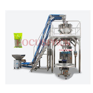 High Speed Automatic Granular Packing Machine With Multi-head Weigher Exporter-VL450
