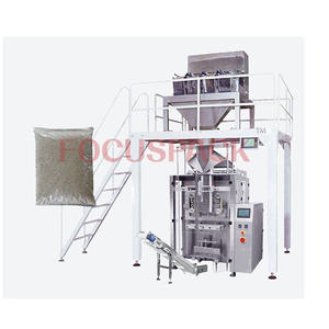 High quality big rice pouch packing machine manufacturer