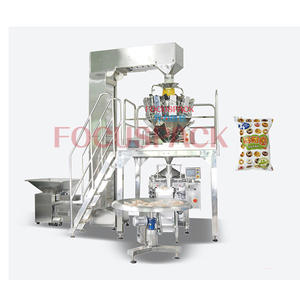 China automatic snack packing machine manufacturer