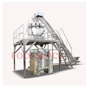 OEM Full Automatic Coffee Beans Packing Machine Factory-VS520