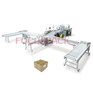 ODM Box Conveying And Strapping System Manufacturer