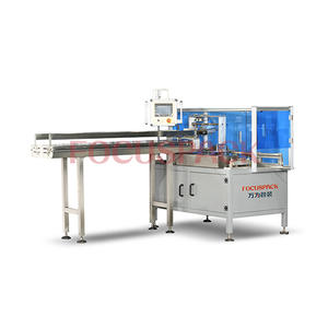 China automatic box erecting folding machine supplier