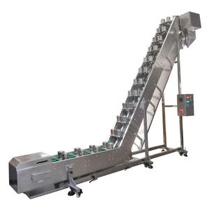 Customized Double Cup Conveyor Manufacturer