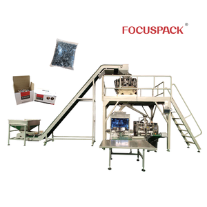 ODM Automatic Hardware Bagging Machine Exporter-Cartonning Bagging System