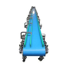 Customized PU Sanitary Conveyor For Sale