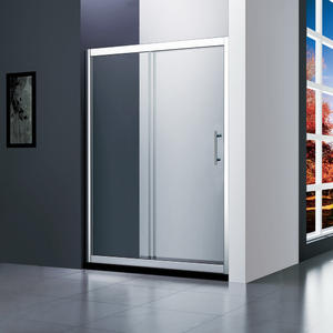 factory price M121 sliding bi-fold shower door manufacturer