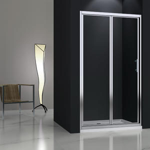 wholesale  glass bi-fold shower door manufacturer