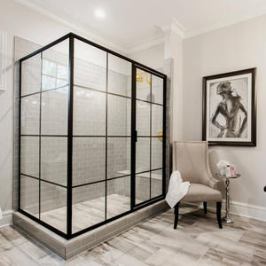 Glass Corner Shower Enclosure Manufacturer|12 Year's Manufacturing Experience|Welleader