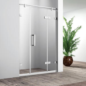 Hinged Shower Door Suppliers|12 Year's Manufacturing Experience|Welleader