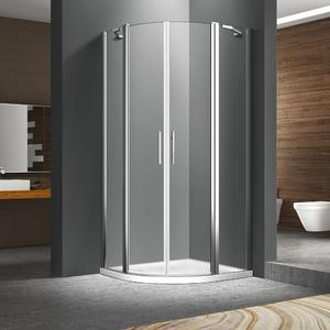 Quadrant Twin Pivot Doors Shower Enclosure FC244