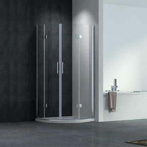 F244A  Double Fold Quadrant Door