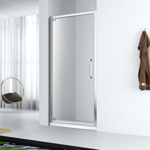 Single Recess swing door