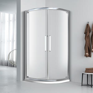 FD424 Quadrant twin doors shower enclosure