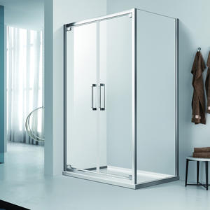 FD534 Twin SWing door rectangle shower enclosure